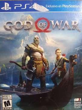 Vendo 3 juegos PS4 excelente estado
