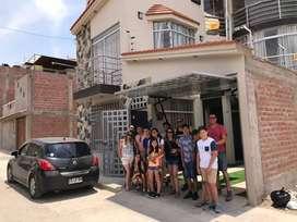 Vendo o alquilo hermosa casa en Tacna, Urb Santa María C2 primera etapa , referencia frente a revisión técnica cortex