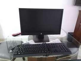 Monitor HP barato nuevo