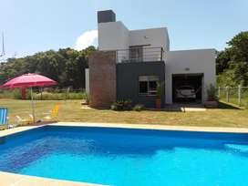 Alquilo Casa Paso de La Patria Corrientes
