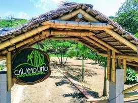 C089 - Venta Casas en Ayampe a 2 min de la Playa - Vendo Proyecto