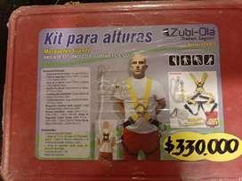 Kit Para Alturas, Zubi Ola, Ref 11904025. Mosqueton Grande.