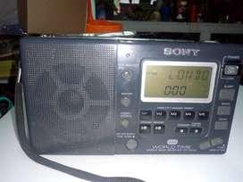 RADIO SONY ANTIGUO FUNCIONANDO