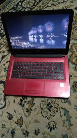 HP i7 sexta generación 9 de 10