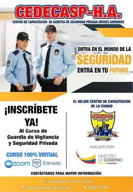 Profesionales en seguridad