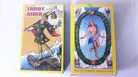 Cartas del tarot rider waite