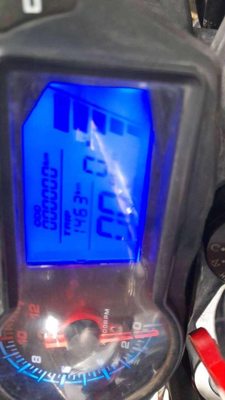 Moto en buen estado 2019 precio negociable 0