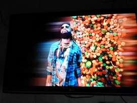TV Plasma 42 pulgadas LG con control