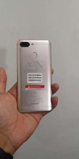 Vendo celular de 4ram y 64 memoria interna