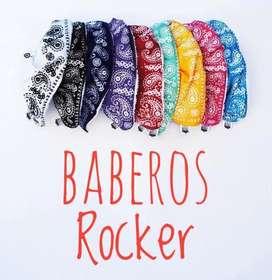 Baberos Rocker