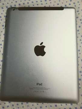 iPad 4a generación