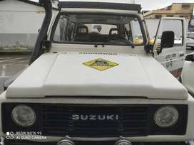 Jeep Suzuki sj413 mod 86