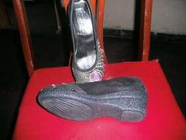 vendo zapatos nuevos