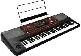 Piano profesional Korg pa 700 de paquete
