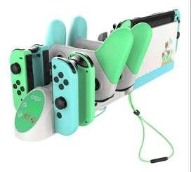 Base Soporte De Carga Ipega 6 En 1 - Nintendo Switch