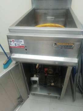 reparación y arreglos de freidoras a gas