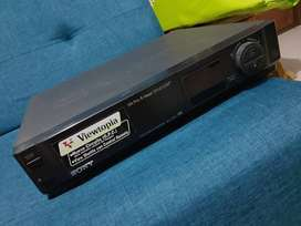 VHS SONY reproductor vhs marca sony