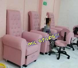 Muebles para Peluqueria Y Barberia