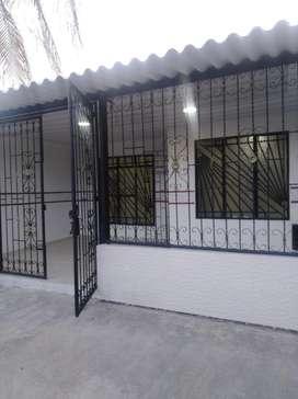 Casa barrio porfia la brasilia