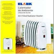 CALENTADOR ELECTRICO Clark CR202-7 NUEVO 0