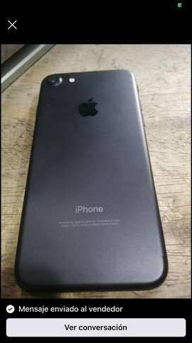 Iphone 7 Jet black Vendo o cambio para hoy