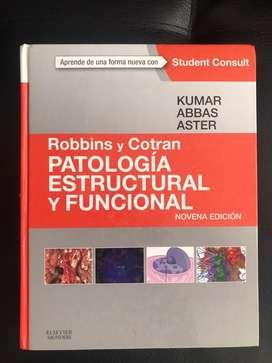 Patologia estructural y funcional. Robbins y cotran. Edicion 9a