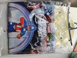 Disfraz Capitán América talla 4