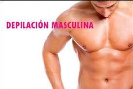 Depilación  con sistema español descartable Femenino y Masculina