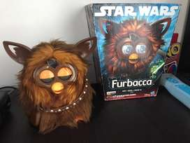 Furby star war furbacca