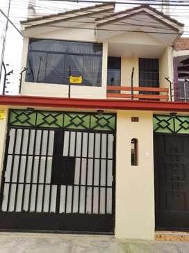 Se vende casa excelente ubicación, Urb. las Brisas Ciclayo.