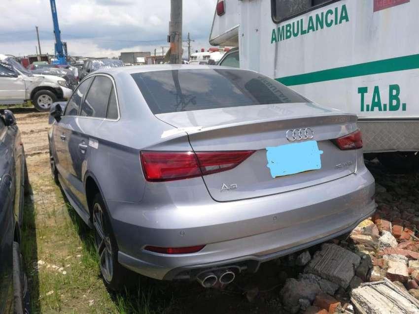 MATRICULA CANCELADA AUDI A3 TURBO REPUESTOS