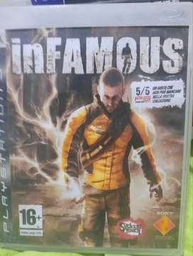 Infamous - play 3