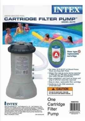 Bomba intex 530gph depurador purificador filtro cartucho tipo A nuevas