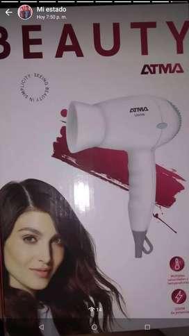 Secador de pelo atma beauty