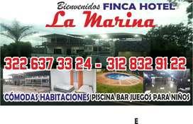 Finca Hotel La Marina Calarca Quindio