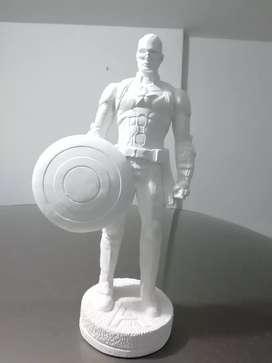 Venta de figuras en cerámica