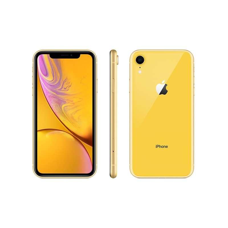 Celular Iphone Xr 256gb Amarillo 0