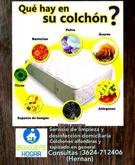 Biohigiene hogar servicios de limpieza y desinfección domiciliaria