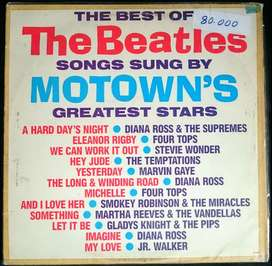 LP THE BEATLES by MOTOWNS STARS importado