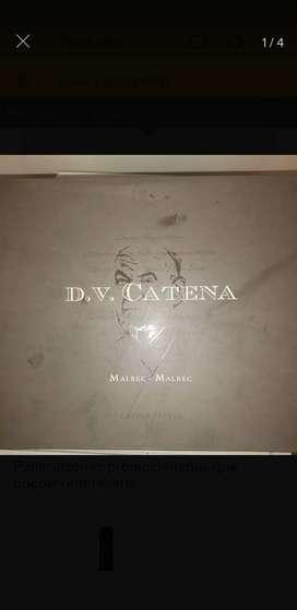 Caja Dv Catena Malbec Malbec