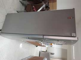 Nevera LG 500 437 Litros Silver