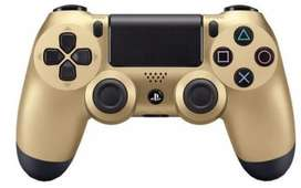 control de ps4 dualshock4 Playstation 4 gold