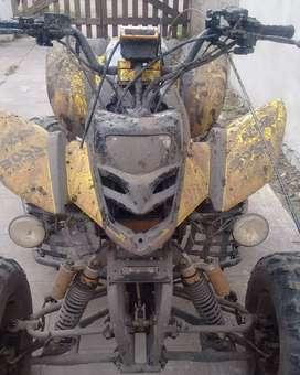 Cuatri 250cc scream reactor 2010