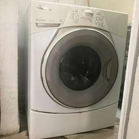 Vendo lavadora y secadora  a gas whirpool duet