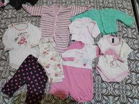 Lote ropa de beba