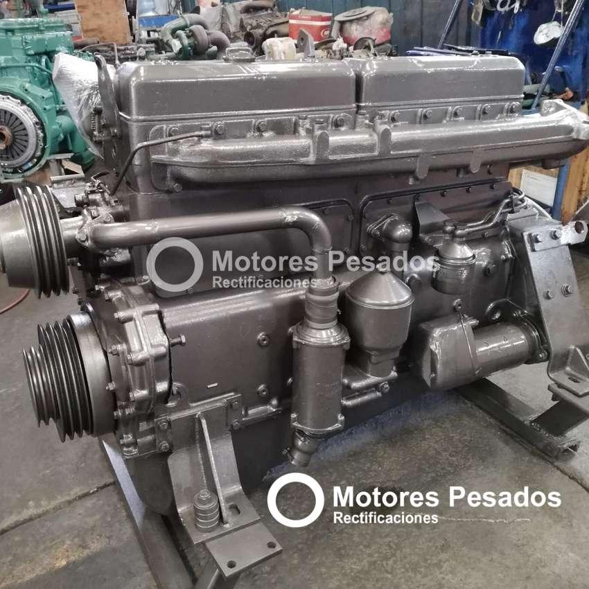 Motor Scania 112  - Rectificado con 04 y garantía 0
