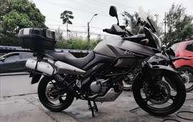 Suzuki Vstrom 650 DR Clasica
