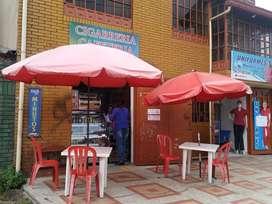 Se vende cafetería en kennedy!