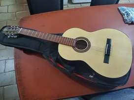 """Guitarra """"ANTIGUA CASA NUÑEZ"""""""