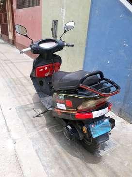 OFERTA VENDO MOTO ITALIKA CS125